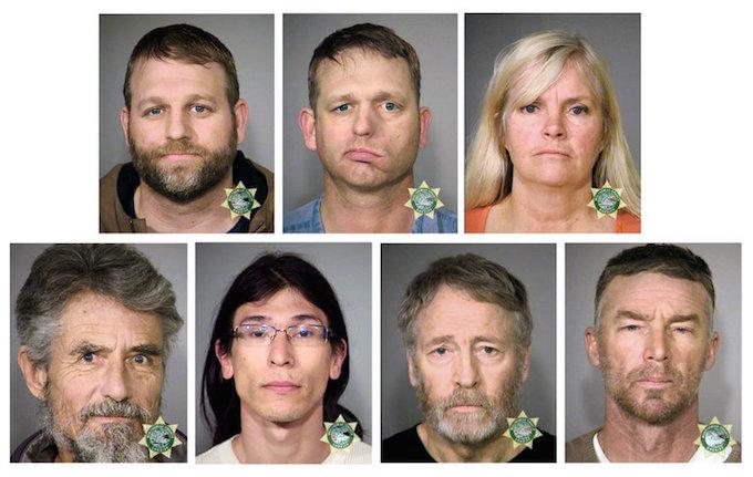 Bundy Malheur Gang